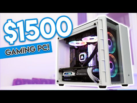 Epic $1500 Gaming PC Build 2018! [RTX 2070 & i5 9600K Build - 1440p Gaming, Perfected!]