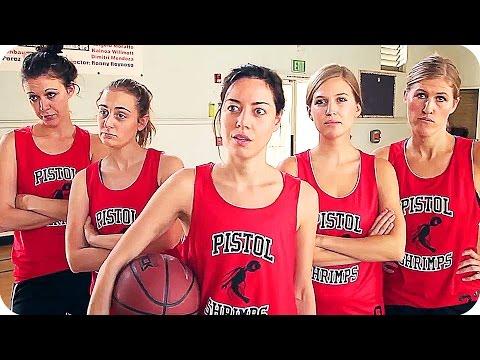 PISTOL SHRIMPS Trailer (2016) Aubrey Plaza Basketball Documentary