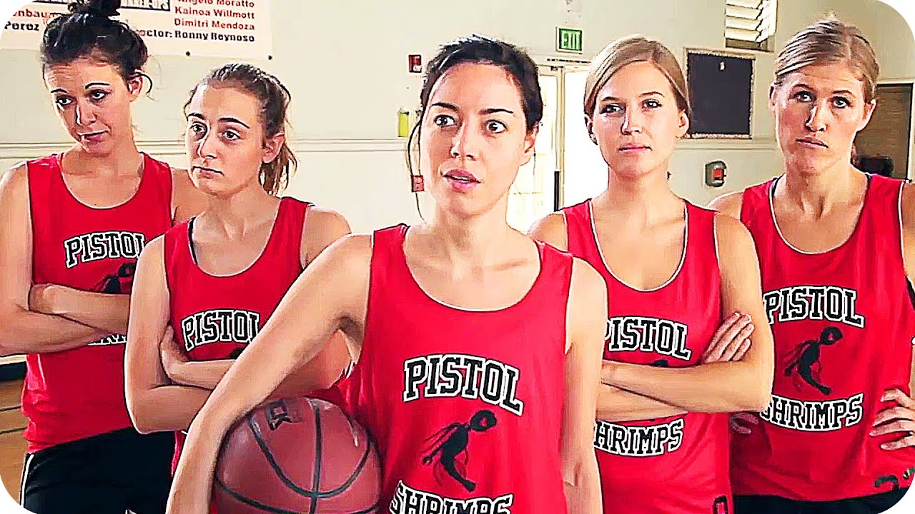 PISTOL SHRIMPS Trailer (2016) Aubrey Plaza Basketball Documentary