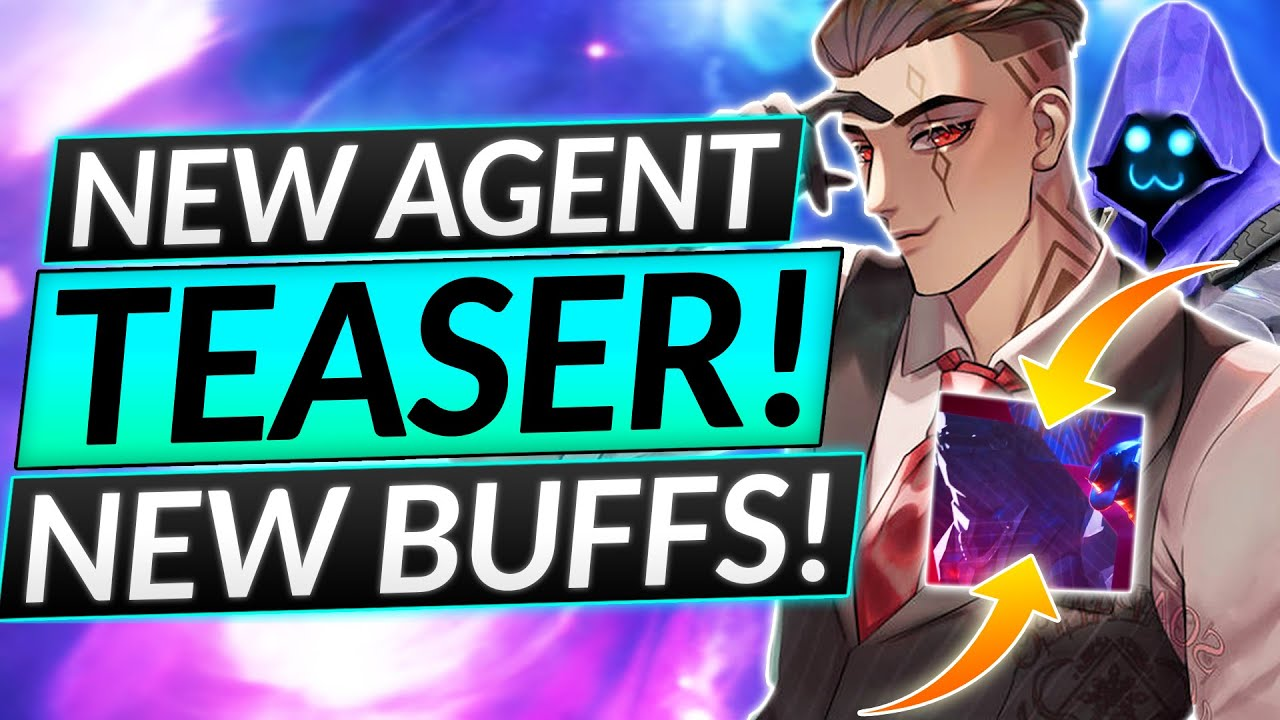 Download NEW AGENT DEADEYE IS HERE - NEW 3.08 AGENT BUFFS - Valorant Update
