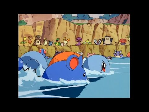 Pokemon The First Movie - Race