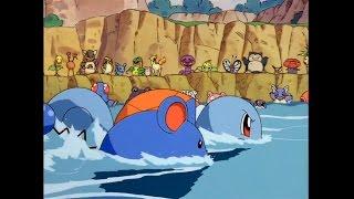 Pokémon: Az Első Film - Verseny