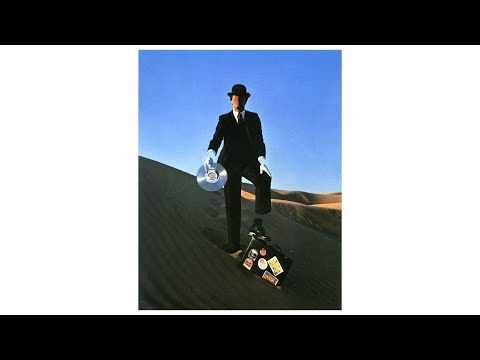 PINK FLOYD -- Welcome To The Machine (vinyl)