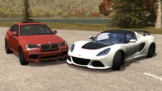 Realistic Car Crash Compilation 7 - BeamNG Drive