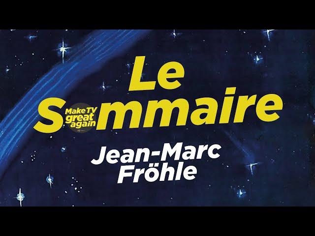 Le Sommaire par Spicher - Jean-Marc Fröhle
