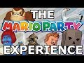 THE MARIO PARTY EXPERIENCE