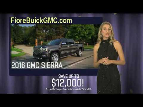 Fiore Buick GMC May Commercial - YouTube