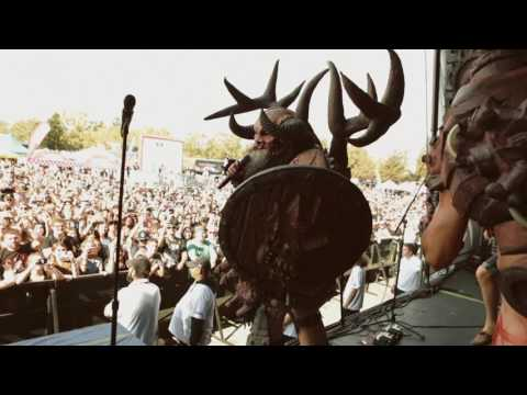 GWAR Murders Singer from American Authors during Best Day Of My Life