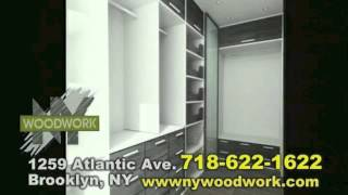New York Woodwork: High End Custom Cabinetry, Doors, Countertops, And More