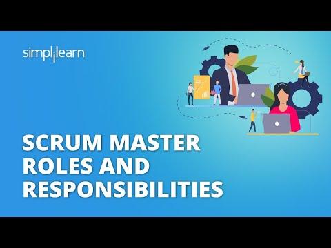 Scrum Master Role | Scrum Master Tutorial | Simplilearn