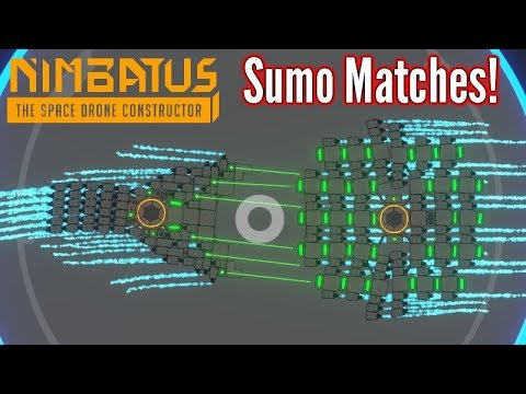 Nimbatus | Sumo Matches - Dodge + Brute Force Build!!