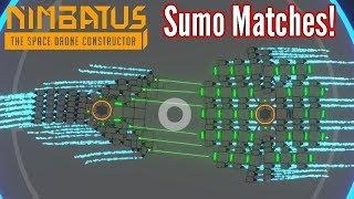 Nimbatus   Sumo Matches - Dodge + Brute Force Build!!