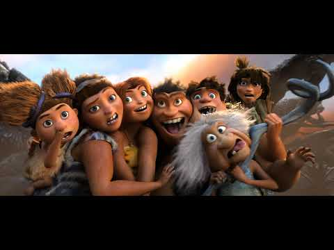 The Croods - Trailer