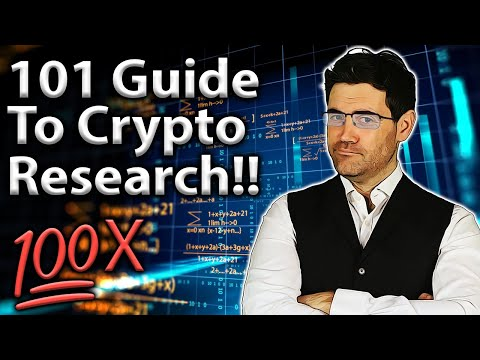 HOW TO DYOR: My Crypto Research Methods Revealed!! 🤓