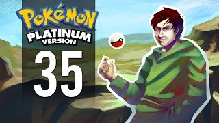 Pokemon Platinum - Part 35 (Wedlocke Challenge)