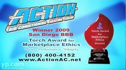 Action Air Conditioning Heating & Solar San Marcos CA HVAC