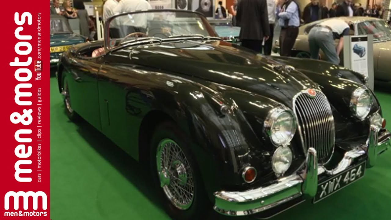 Classic Motor Cars (CMC) Ltd | Classic & Sports Car Show 2015 - YouTube