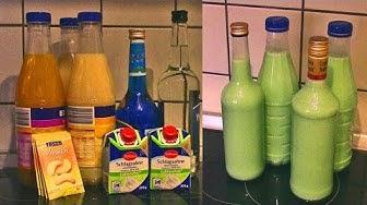 Party Cocktail Rezept - Der grüne Bastard. Leicht und lecker zubereitet.