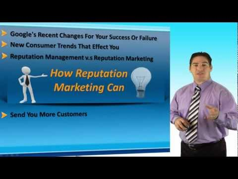 Reputation Management Services V.S Reputation Marketing