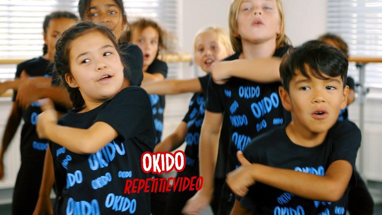 okido kinderen voor kinderen repetitievideo
