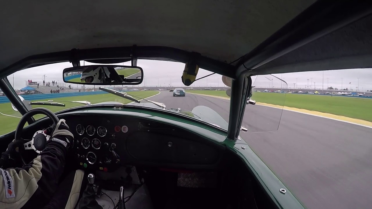 Classic 24 Hour Onboard 1964 289 Cobra