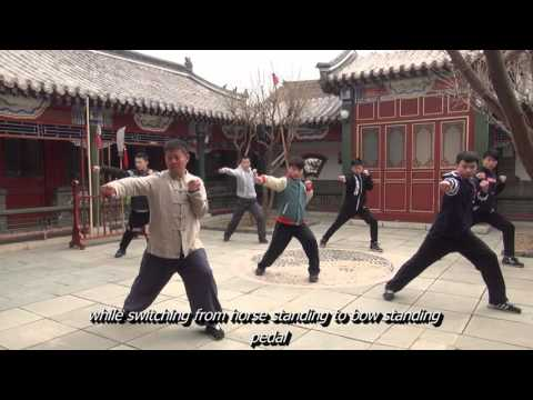 Kung Fu Zen Retreat Garden - Shaolin Lesson