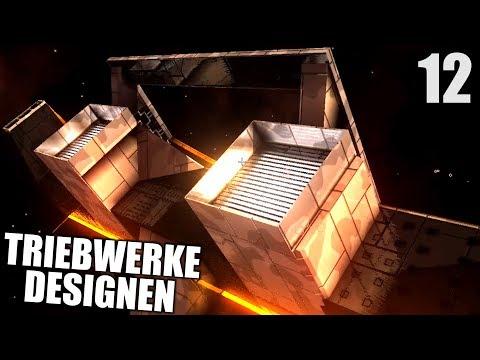 Avorion #12 Coole Triebwerke designen! | Deutsch