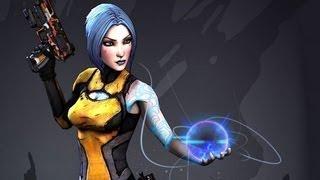 Borderlands 2 ♠ Hard Mode lvl 50 - Infinite Phaselock and High Survivability Siren Skill Build