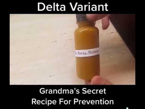 Recipe for prevention! Repost!
