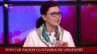 POLITICA NATALIEI MORARI / 17.03.20 / STARE DE URGENTĂ / CORONAVIRUSUL LOVEŞTE ECONOMIA