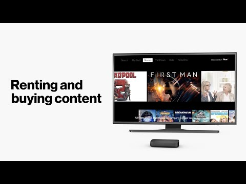 Fios TV One: Renting And Buying On Demand Movies & TV Shows
