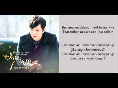 Lee Hongki Of FT Island (이홍기) - What I Couldn't Say Yet (아직 하지 못한 말) [Bride Of The Century OST]