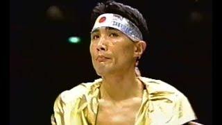 1996年6月24日 WBA世界ミドル級タイトルマッチ.
