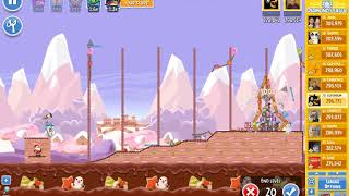 Angry Birds Friends/ SantaCoal i CandyClaus tournament, week 294/1, level 5