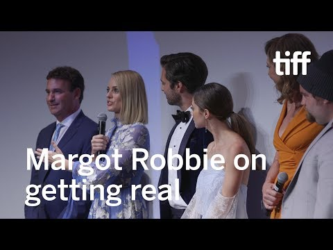 Margot Robbie Gets Real About Acting | TIFF 2017