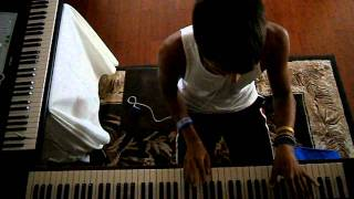 Thousand Foot Krutch (Aaron Wiewel) - Welcome to the Masquerade (Piano Cover)