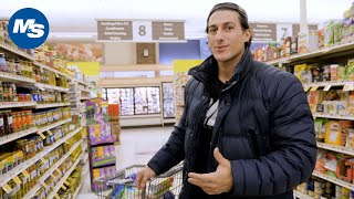 Grocery Shopping with Physique Pros | Sadik Hadzovic on Contest Prep