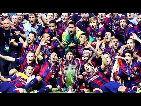 FC Barcelona ● Ruling The World ● The Treble ● 2015