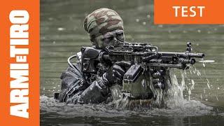 Fn Herstal Minimi Mk3 calibro 5,56 e 7,62 Nato