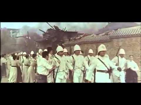 55 días en Pekín-14 agosto 1900, Liberación por las fuerzas internacionales