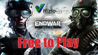 Tom Clancy´s End War, Gameplay en Español, Free To Play, capítulo 1