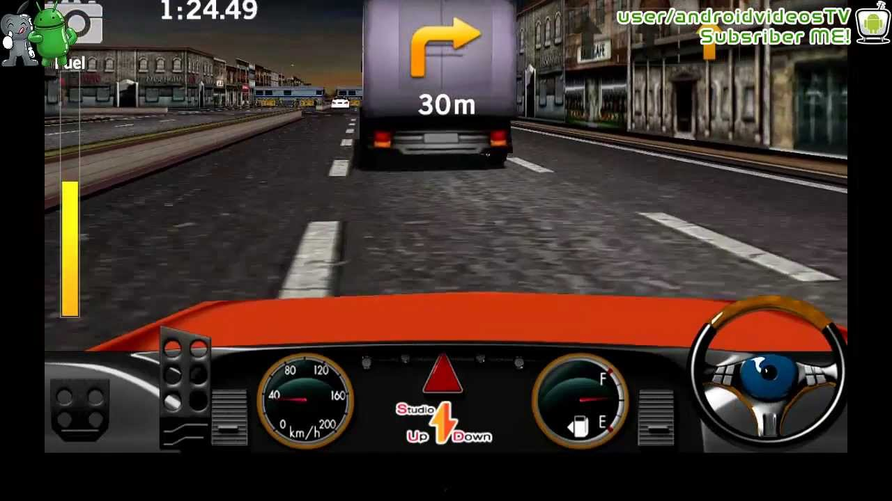 dr driving racing game
