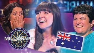 The Best Wins On Millionaire Hot Seat Australia | Who Wants To Be A Millionaire?
