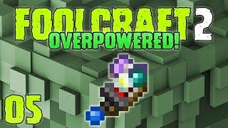 FoolCraft 2 Modded Minecraft 05 Choppy McChop Face