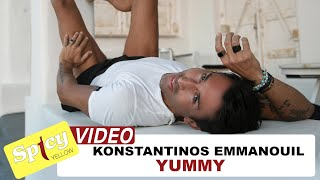 Konstantinos Emmanouil - Yummy - Official Music Video