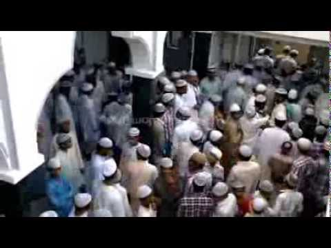 Ibrahim masqe in walidpur mau up india