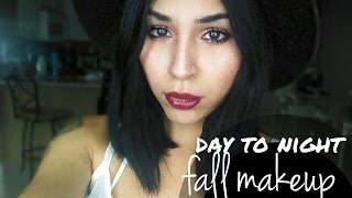 DAY TO NIGHT FALL MAKEUP Thumbnail
