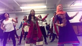 Anusha Punjabi Wedding Song Dance