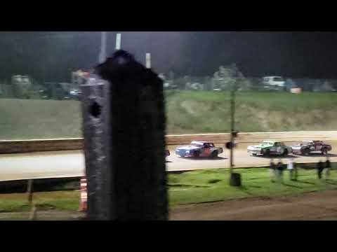 Kyle Deneen Bedford Speedway Feature Win 8/9/19