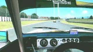 [GT Legends] Lotus Cortina on Jarama